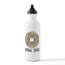 Vintage Feng Shui Water Bottle