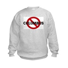 Anti-Columbus Sweatshirt
