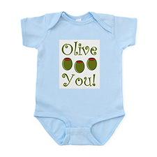 Ollive You Infant Bodysuit