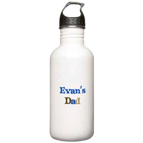 Evan's Dad Stainless Water Bottle 1.0L