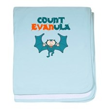 Count Evanula baby blanket