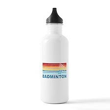 Badminton Water Bottle