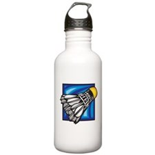 Badminton Shuttlecock Water Bottle