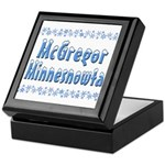 McGregor Minnesnowta Keepsake Box