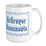 McGregor Minnesnowta Large Mug