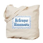 McGregor Minnesnowta Tote Bag