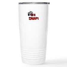 Oh Snap! Ceramic Travel Mug