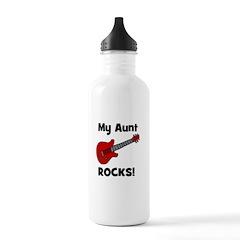 My Aunt Rocks! (guitar) Water Bottle