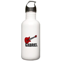 Guitar - Gabriel Stainless Water Bottle 1.0L