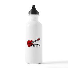 Guitar - Keityn Water Bottle