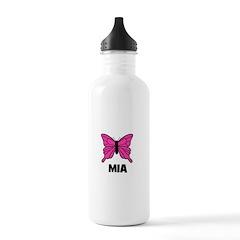 Butterfly - Mia Water Bottle