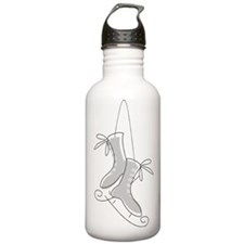 Ice Skating Sports Water Bottle