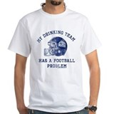 Blue Mountain State Drinking Team Shirt