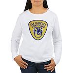 FBI EOD San Francisco Women's Long Sleeve T-Shirt