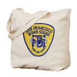 FBI EOD San Francisco Tote Bag