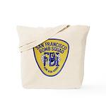 FBI EOD San Francisco Tote Bag
