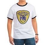 FBI EOD San Francisco Ringer T