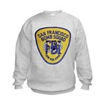 FBI EOD San Francisco Kids Sweatshirt