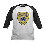 FBI EOD San Francisco Kids Baseball Jersey