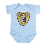 FBI EOD San Francisco Infant Bodysuit