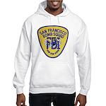FBI EOD San Francisco Hooded Sweatshirt