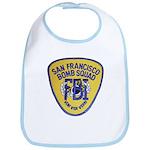FBI EOD San Francisco Bib