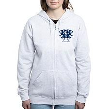 Cassadine Women's Zip Hoodie