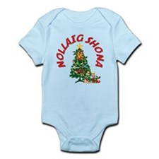 Irish Christmas Infant Bodysuit