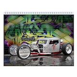 Rat rod Wall Calendars