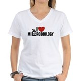 I Love Microbiology Shirt