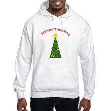 Merry Trekmas Hoodie