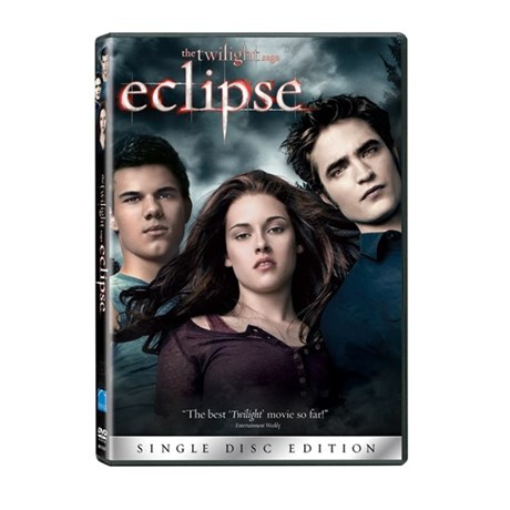 Eclipse DVD