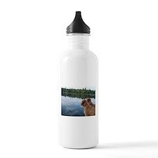 Golden Reflections Water Bottle