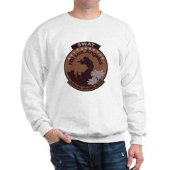 L A FBI SWAT Sweatshirt