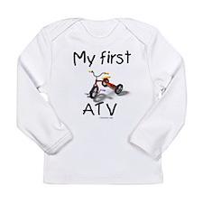 First ATV Long Sleeve Infant T-Shirt