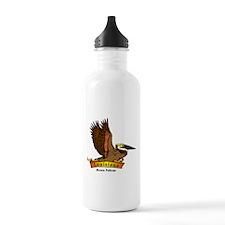 Louisiana Pelican Sports Water Bottle