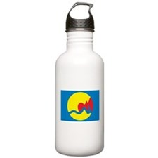 Grand Rapids Flag Water Bottle