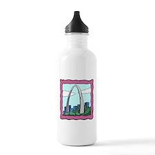 Gateway Arch Water Bottle