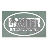 Baxter State Park Decal