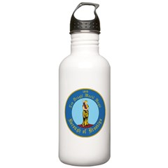 Brooklyn Seal Water Bottle