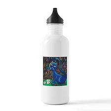 Midnight Louie Sports Water Bottle