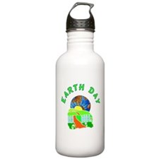 Earth Day Home Water Bottle