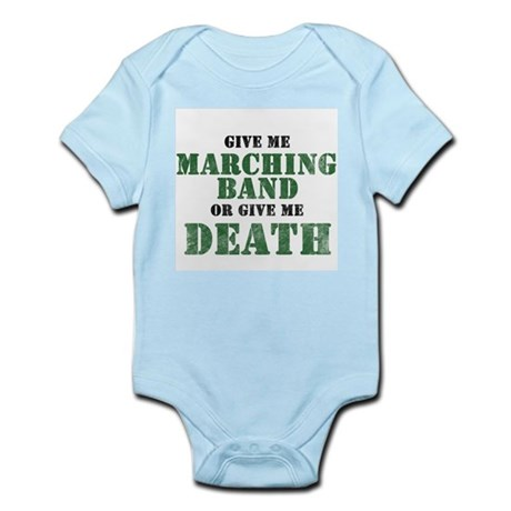 Band or Death Infant Bodysuit