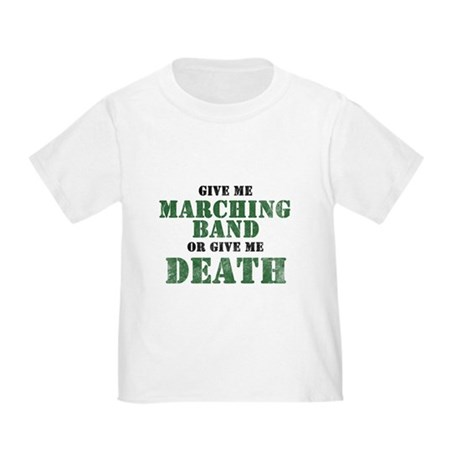 Band or Death Toddler T-Shirt