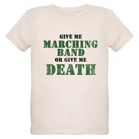 Band or Death Organic Kids T-Shirt