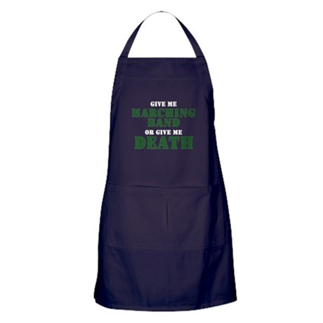 Band or Death Apron (dark)