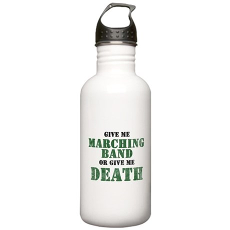 Band or Death Stainless Water Bottle 1.0L