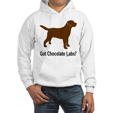 Got Chocolate Labs II Hooded Sweatshirt