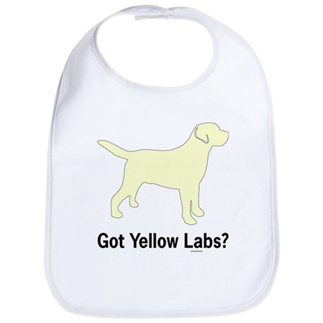 Got Yellow Labs II Bib