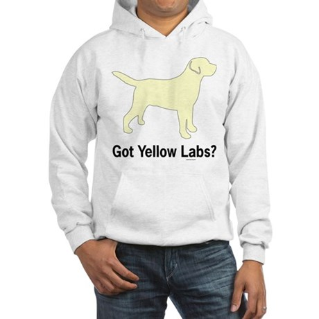 Got Yellow Labs II Hooded Sweatshirt
